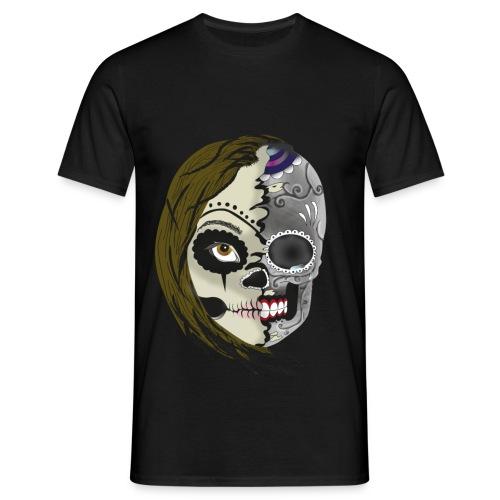 Double face - T-shirt Homme