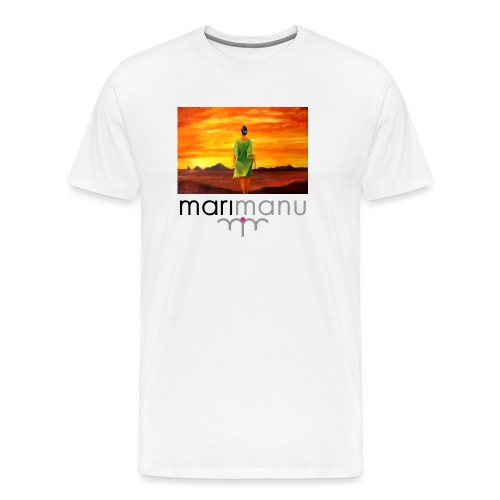 Treasures of Baja Men's T-Shirt - Men's Premium T-Shirt