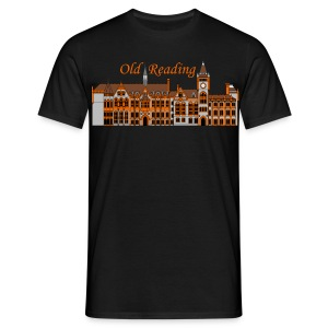Old Reading (Front & Back) - Men's T-Shirt