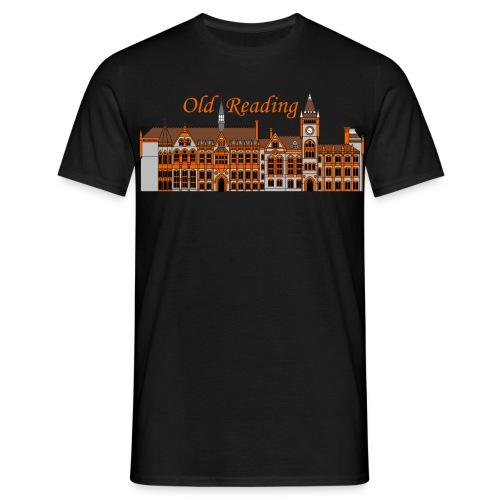 Old Reading (Front & Back) - Men's T-Shirt