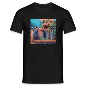 Serie Oldcars - Camiseta hombre