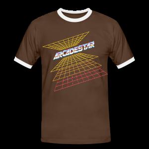 ArcadeStar - Men's Ringer Shirt