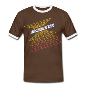 ArcadeStar - Men's Ringer Shirt