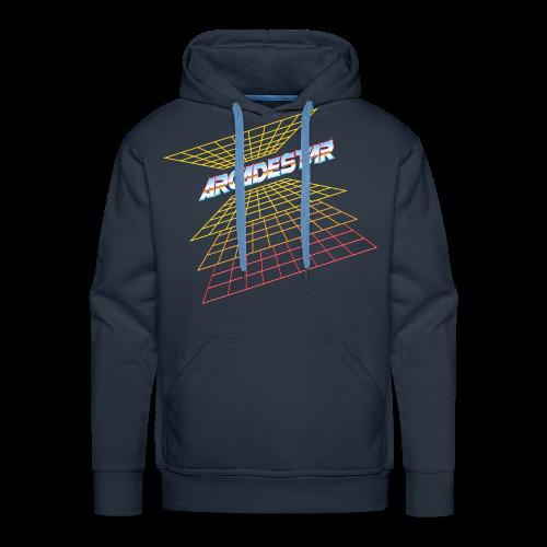ArcadeStar - Men's Premium Hoodie