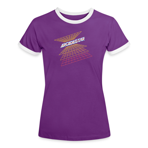 ArcadeStar - Women's Ringer T-Shirt