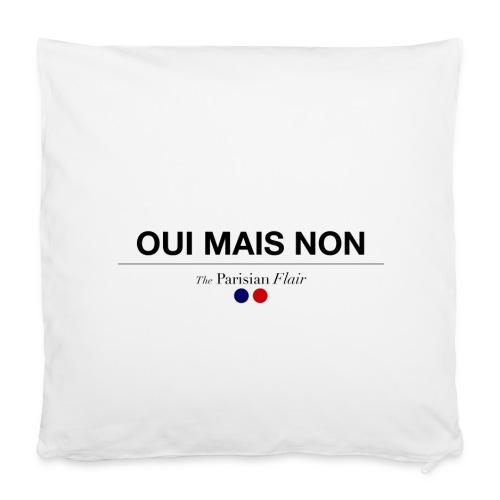 COUSSIN DÉCO - OUI MAIS NON  - Housse de coussin 40 x 40 cm