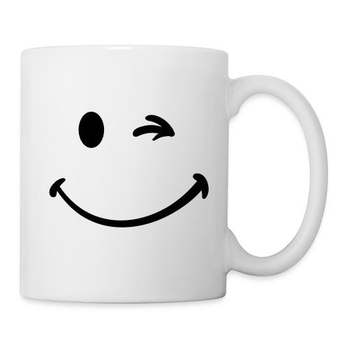 SMILE by La TiqueBou' - Mug blanc