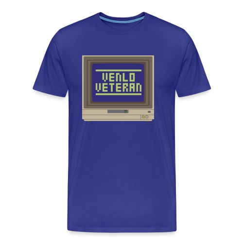 Venlo Veteran - Men's Premium T-Shirt