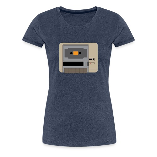 Datasette - Women's Premium T-Shirt