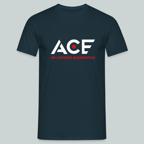 ACE face - T-shirt Homme