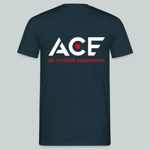 ACE dos - T-shirt Homme