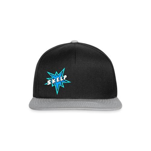 Dahl Dantill Logo Baseball Cap - Black/Grey - Snapback Cap