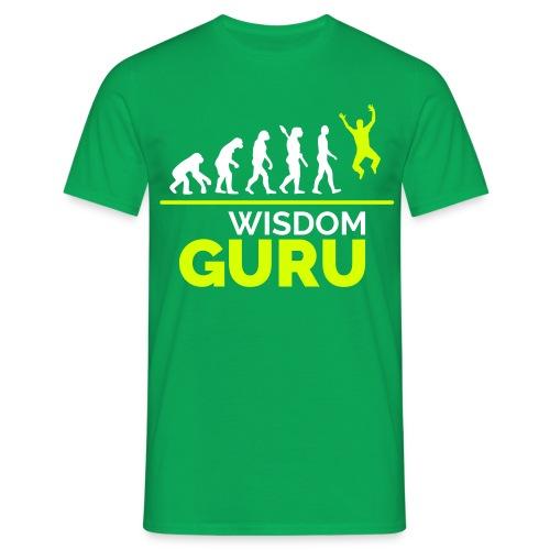 Wisdom GURU Nr 2 - Männer T-Shirt