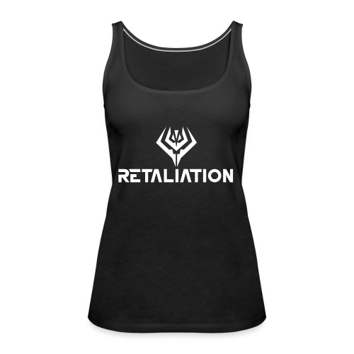 Top Retaliation - Vrouwen Premium tank top