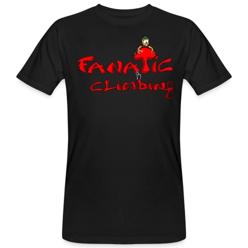 Fanatic t shirt bio homme - T-shirt bio Homme