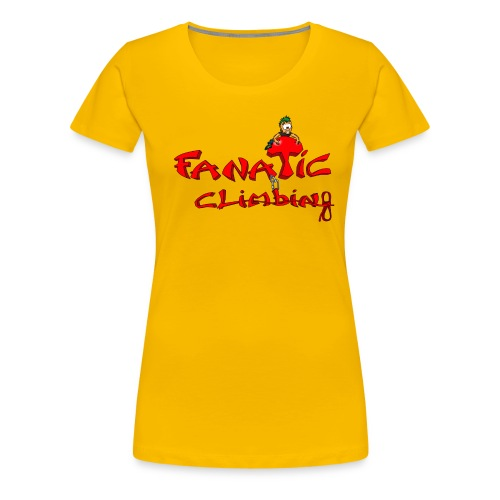 Fanatic t shirt Premium femme - T-shirt Premium Femme