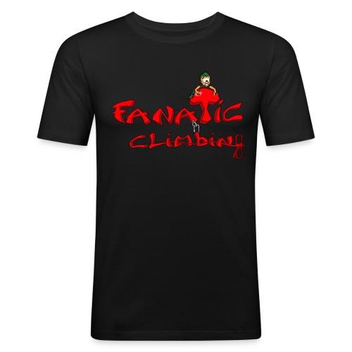 Fanatic t shirt stretch  - T-shirt près du corps Homme