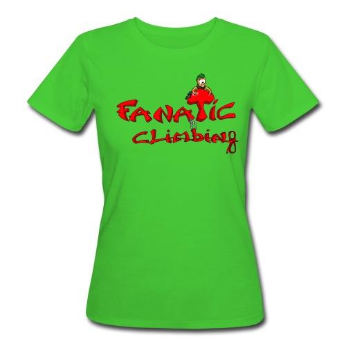 Fanatic t shirt bio femme - T-shirt bio Femme