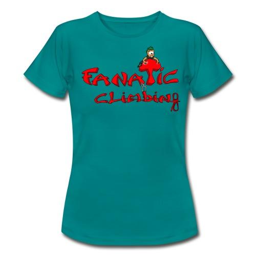 Fanatic t shirt femme - T-shirt Femme