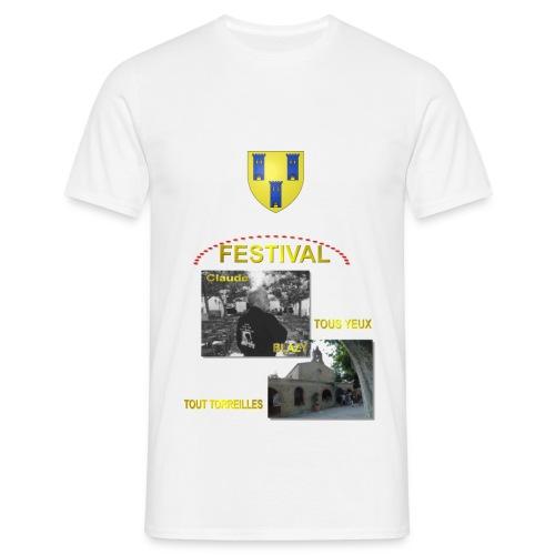 FESTIVAL DE TORREILLES - T-shirt Homme