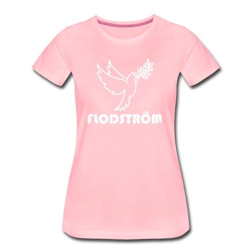 Flodström - Dam - Premium-T-shirt dam