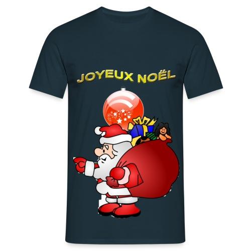 FETES DE NOEL - T-shirt Homme