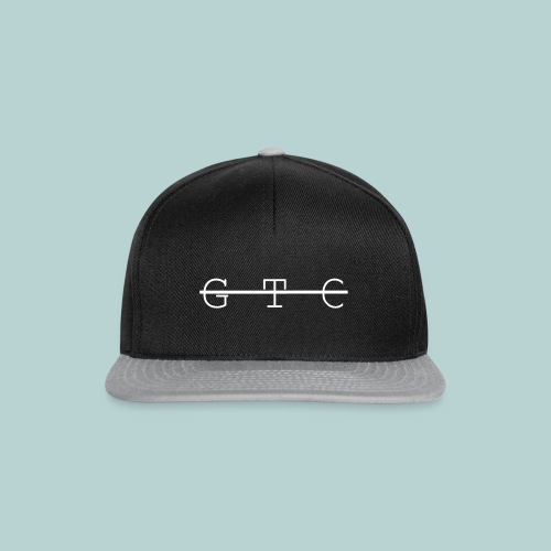 GTC Logo snapback - Snapback Cap