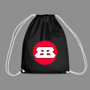 Bassbottle Logo Gym Bag - Turnbeutel
