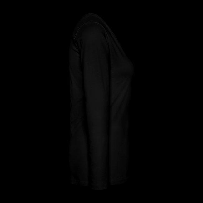 Black Sheep Wings Frauen Premium Langarmshirt