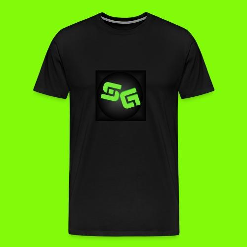 Original SG Logo  - Men's Premium T-Shirt