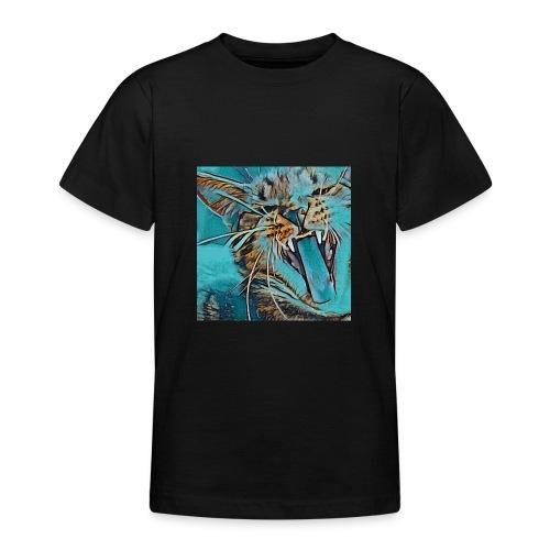 Serie Natura for Children - Camiseta adolescente
