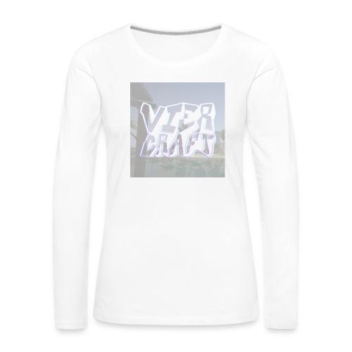 Tee-Shirt manche longue femme - T-shirt manches longues Premium Femme