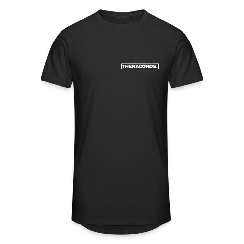 Theracords Long shirt black - Mannen Urban longshirt