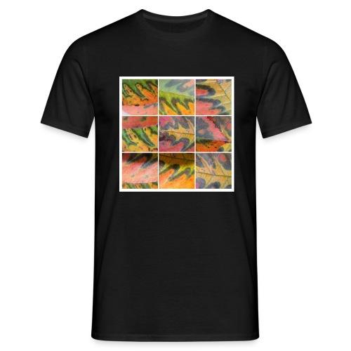 cerisier en automne - T-shirt Homme