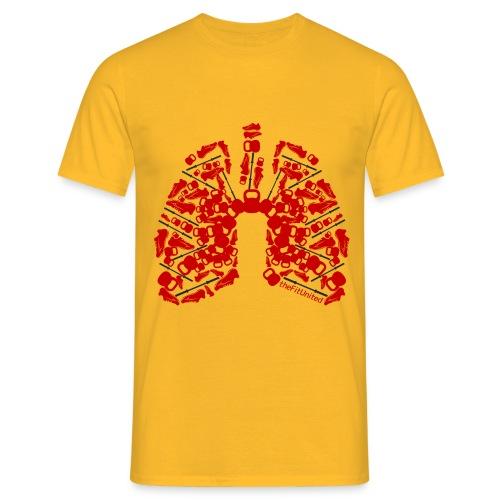 Breath Crossfit Shirt - Männer T-Shirt