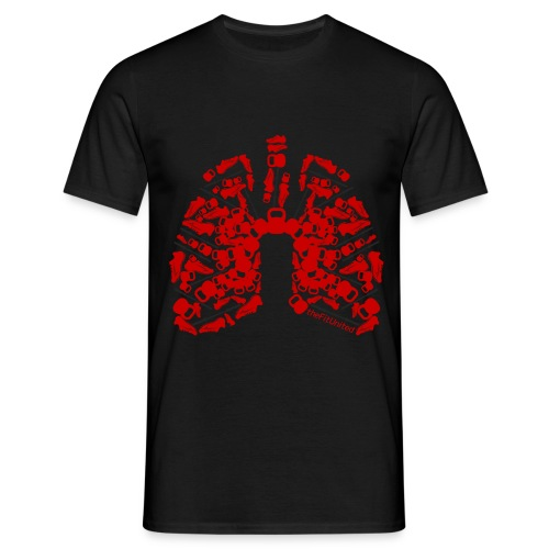 fit United Crossfit Shirt - Männer T-Shirt