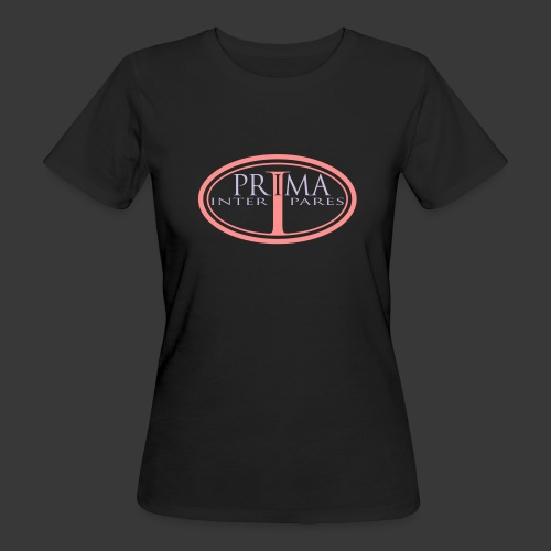 PRIMA INTER PARES - Frauen Bio-T-Shirt