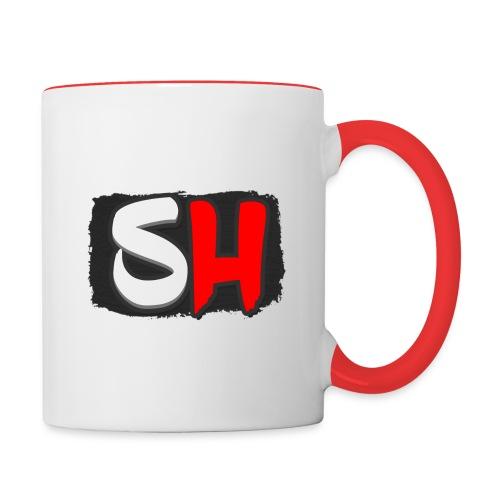 Mug Silvhorror - Mug contrasté