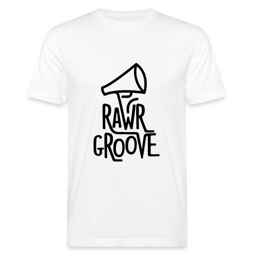 RawrGroove Men's Organic T-shirt - Men's Organic T-Shirt