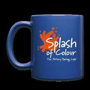 Splash of Colour Mug - Full Colour Mug