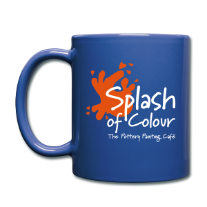 Splash of Colour Mug - Full Colour Mug