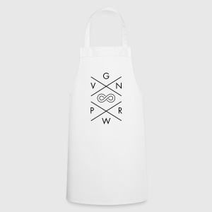 VGN PWR - Vegan Power Forever  Aprons - Cooking Apron