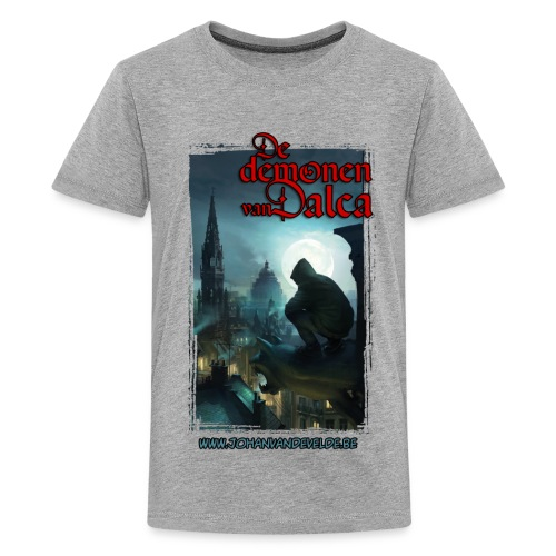 T-shirt Demonen van Dalca (9-14 jaar) - Teenager Premium T-shirt