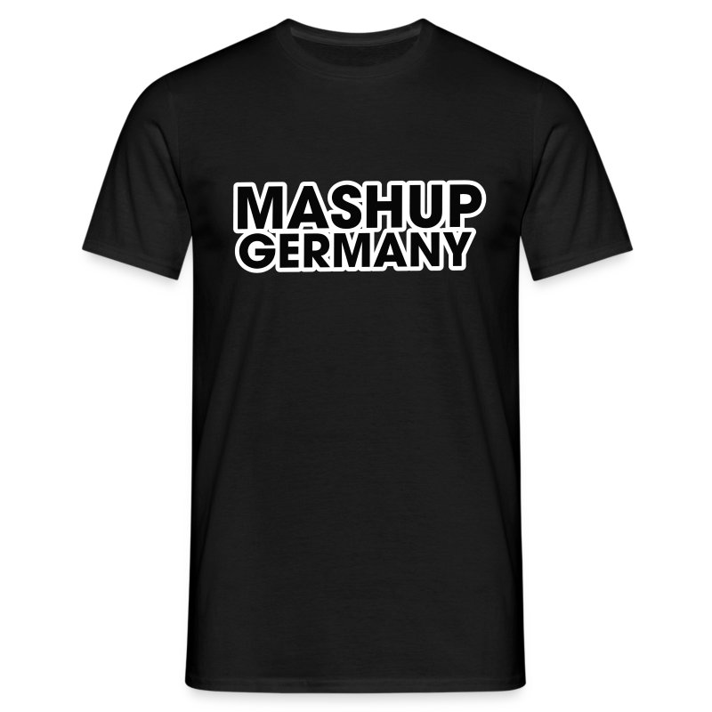 MASHUP-GERMANY LOGO16 - Männer T-Shirt