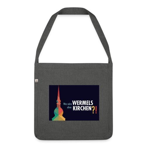 Wir-für-EKWK Tasche - Schultertasche aus Recycling-Material