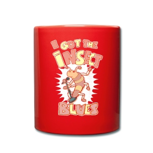I got the insect blues - Full Colour Mug