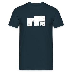 EMX SHIRT DARK BLUE - Männer T-Shirt