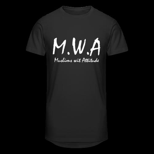 M.W.A Longshirt - Männer Urban Longshirt