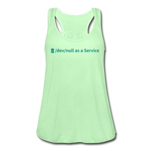 /dev/null as a Service - Frauen Tank Top von Bella - Frauen Tank Top von Bella