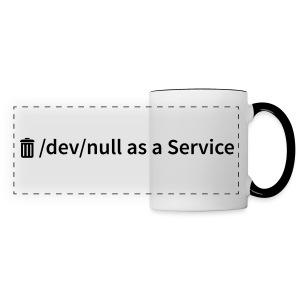 /dev/null as a Service - Panoramatasse - Panoramatasse